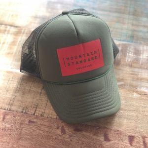 Mountain Standard Trucker Hat